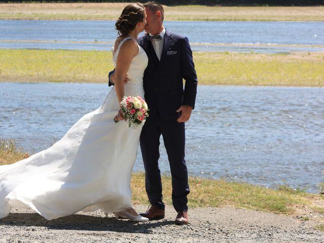 Le mariage de Geoffrey et Cynthia à Saint-Patrice, Indre-et-Loire 1