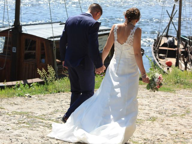 Le mariage de Geoffrey et Cynthia à Saint-Patrice, Indre-et-Loire 2