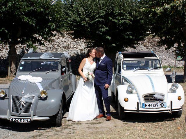 Le mariage de Geoffrey et Cynthia à Saint-Patrice, Indre-et-Loire 3
