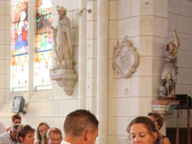 Le mariage de Geoffrey et Cynthia à Saint-Patrice, Indre-et-Loire 4