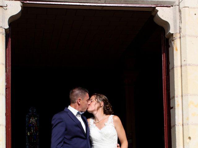 Le mariage de Geoffrey et Cynthia à Saint-Patrice, Indre-et-Loire 5