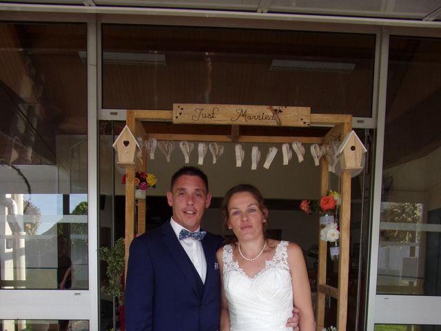 Le mariage de Geoffrey et Cynthia à Saint-Patrice, Indre-et-Loire 9