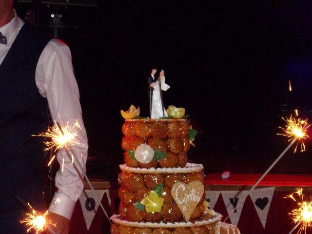 Le mariage de Geoffrey et Cynthia à Saint-Patrice, Indre-et-Loire 16