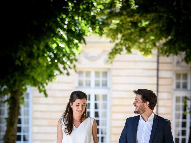 Le mariage de Thibaut et Barbara à Grignols, Gironde 3