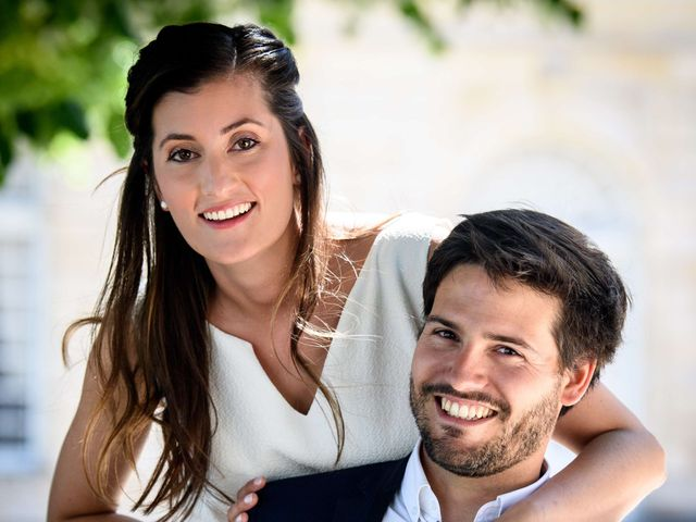 Le mariage de Thibaut et Barbara à Grignols, Gironde 4