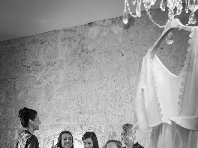 Le mariage de Thibaut et Barbara à Grignols, Gironde 12