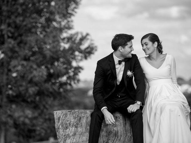 Le mariage de Thibaut et Barbara à Grignols, Gironde 27