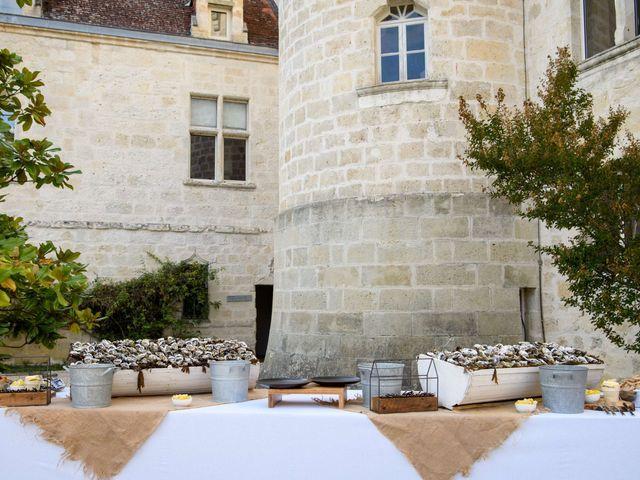 Le mariage de Thibaut et Barbara à Grignols, Gironde 30
