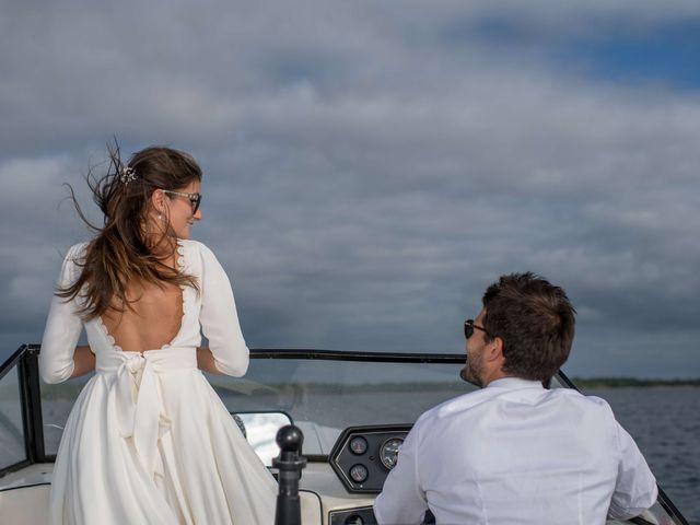 Le mariage de Thibaut et Barbara à Grignols, Gironde 35