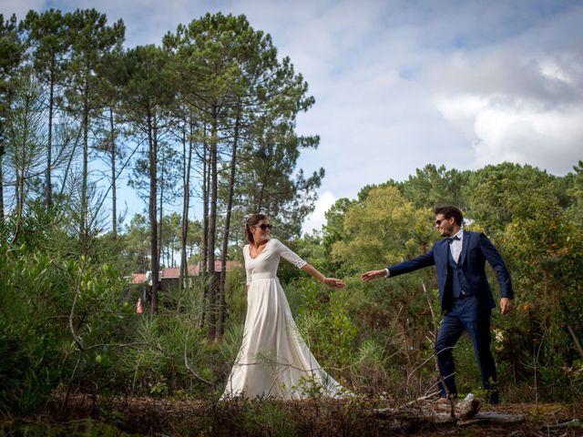 Le mariage de Thibaut et Barbara à Grignols, Gironde 36