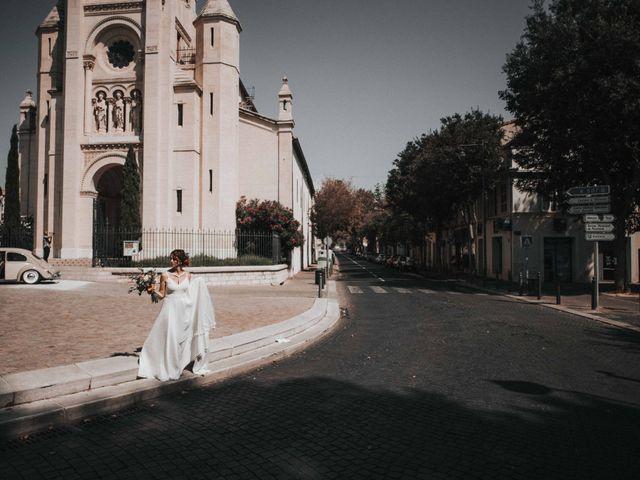 Le mariage de Romain et Sophie à Marseille, Bouches-du-Rhône 23