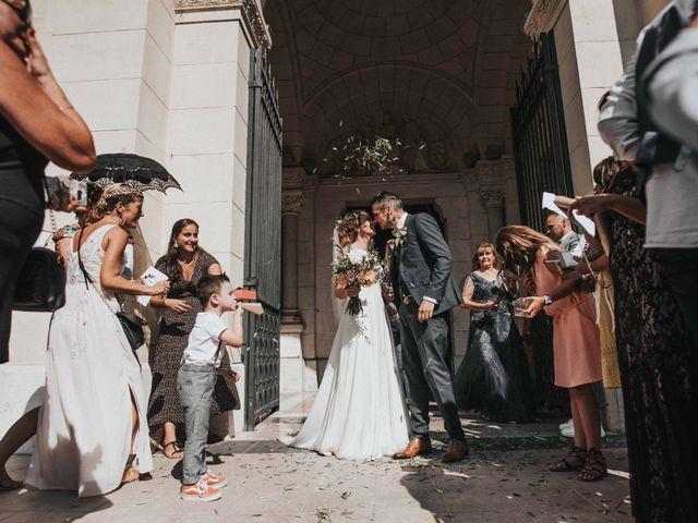 Le mariage de Romain et Sophie à Marseille, Bouches-du-Rhône 28