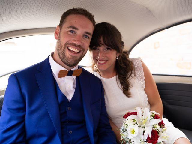 Le mariage de Steven et Cécile à Erquy, Côtes d'Armor 19
