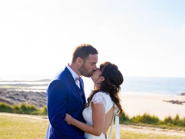 Le mariage de Steven et Cécile à Erquy, Côtes d'Armor 33