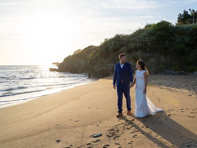 Le mariage de Steven et Cécile à Erquy, Côtes d'Armor 56