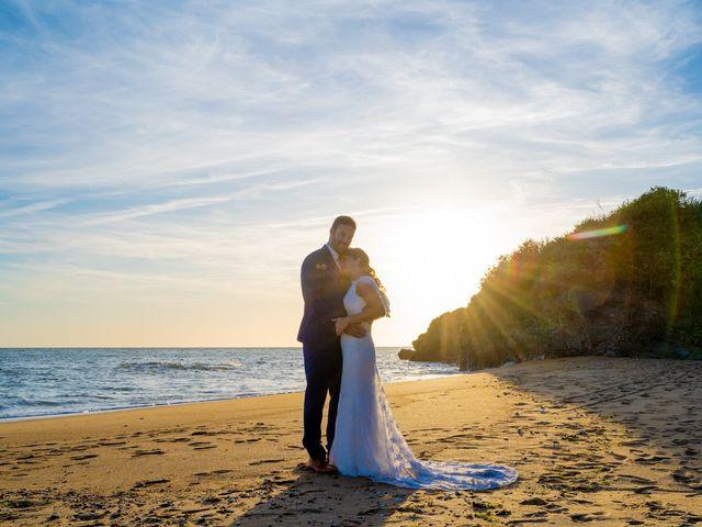 Le mariage de Steven et Cécile à Erquy, Côtes d'Armor 57