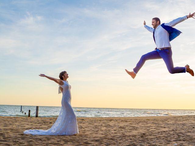 Le mariage de Steven et Cécile à Erquy, Côtes d'Armor 2