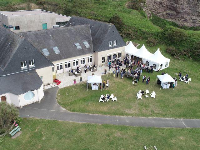 Le mariage de Steven et Cécile à Erquy, Côtes d'Armor 61
