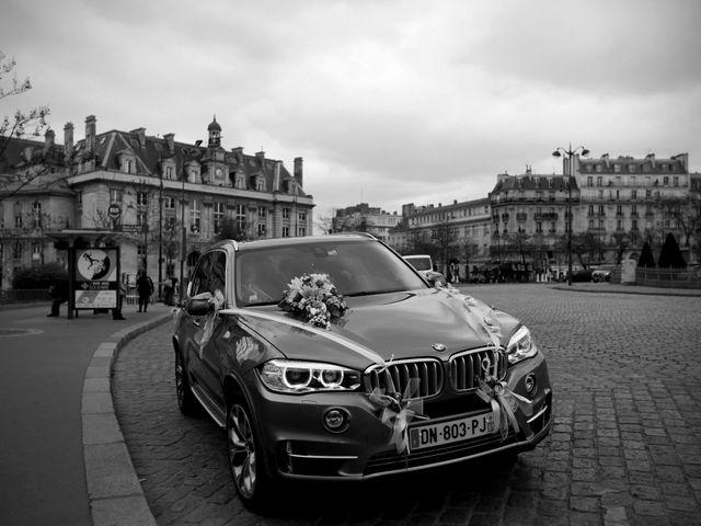 Le mariage de Nicolas et Delphine à Paris, Paris 1