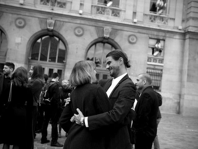 Le mariage de Nicolas et Delphine à Paris, Paris 5