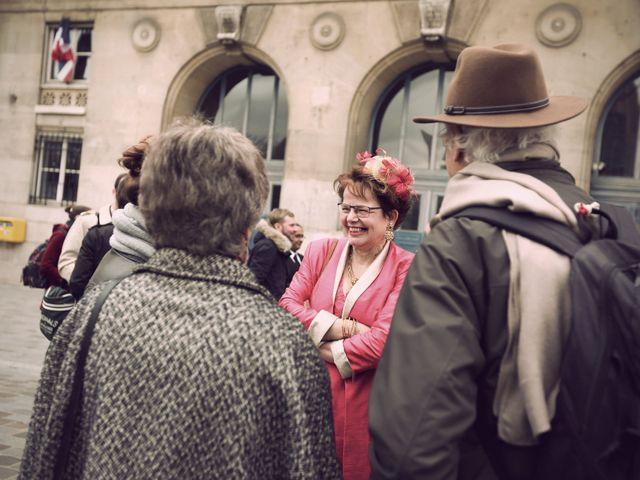 Le mariage de Nicolas et Delphine à Paris, Paris 6