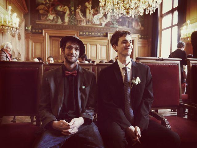 Le mariage de Nicolas et Delphine à Paris, Paris 8
