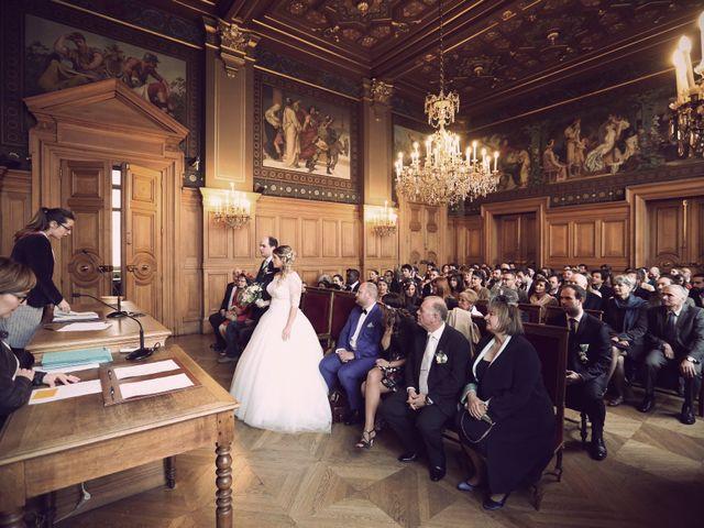 Le mariage de Nicolas et Delphine à Paris, Paris 9