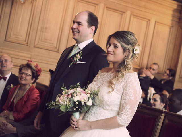 Le mariage de Nicolas et Delphine à Paris, Paris 10