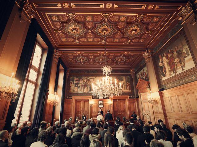 Le mariage de Nicolas et Delphine à Paris, Paris 11