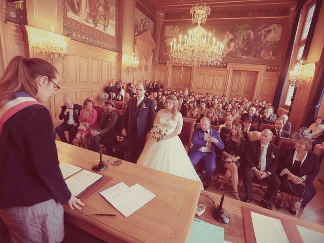 Le mariage de Nicolas et Delphine à Paris, Paris 12