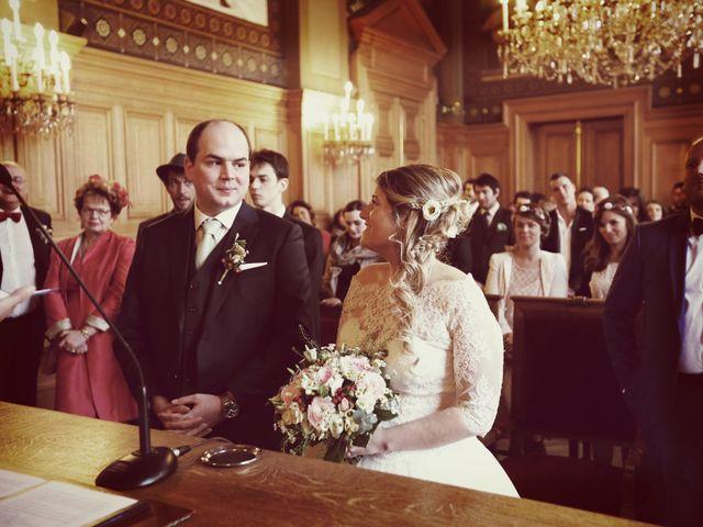 Le mariage de Nicolas et Delphine à Paris, Paris 13