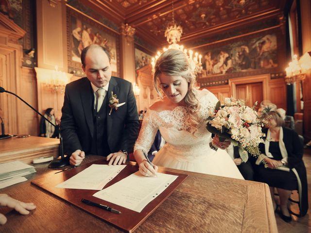 Le mariage de Nicolas et Delphine à Paris, Paris 15