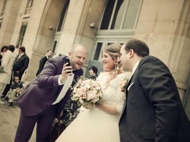 Le mariage de Nicolas et Delphine à Paris, Paris 27