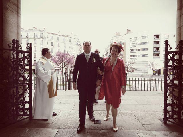 Le mariage de Nicolas et Delphine à Paris, Paris 33