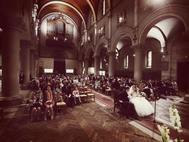 Le mariage de Nicolas et Delphine à Paris, Paris 36