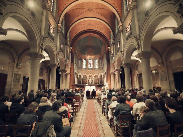 Le mariage de Nicolas et Delphine à Paris, Paris 40