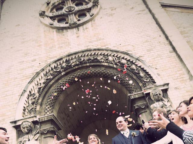 Le mariage de Nicolas et Delphine à Paris, Paris 54