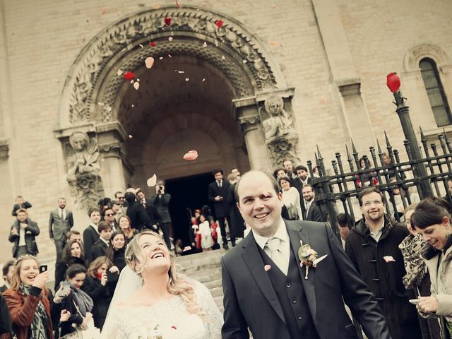Le mariage de Nicolas et Delphine à Paris, Paris 57