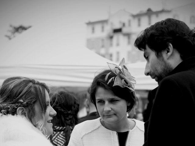 Le mariage de Nicolas et Delphine à Paris, Paris 81