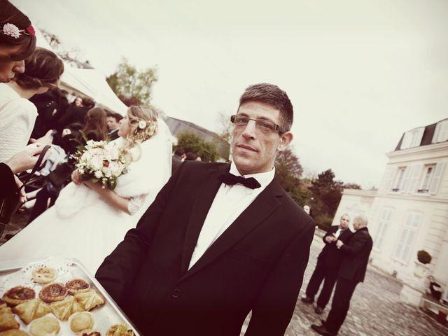 Le mariage de Nicolas et Delphine à Paris, Paris 93