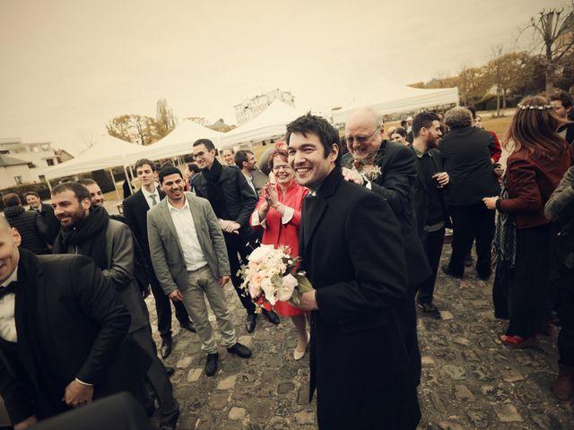 Le mariage de Nicolas et Delphine à Paris, Paris 109