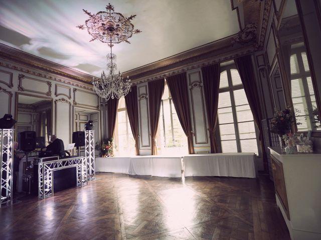 Le mariage de Nicolas et Delphine à Paris, Paris 100