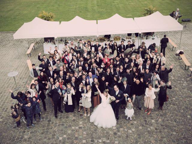 Le mariage de Nicolas et Delphine à Paris, Paris 105