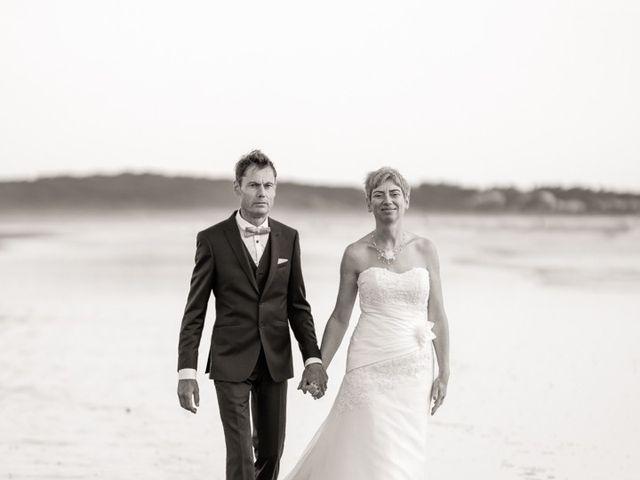 Le mariage de Louis et Nathalie à Saint-Sauveur-de-Landemont, Maine et Loire 5