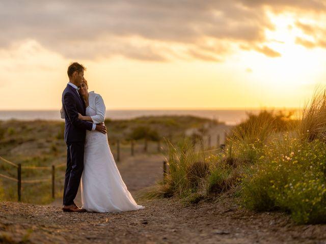 Le mariage de Louis et Nathalie à Saint-Sauveur-de-Landemont, Maine et Loire 9