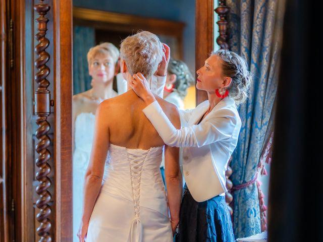 Le mariage de Louis et Nathalie à Saint-Sauveur-de-Landemont, Maine et Loire 13