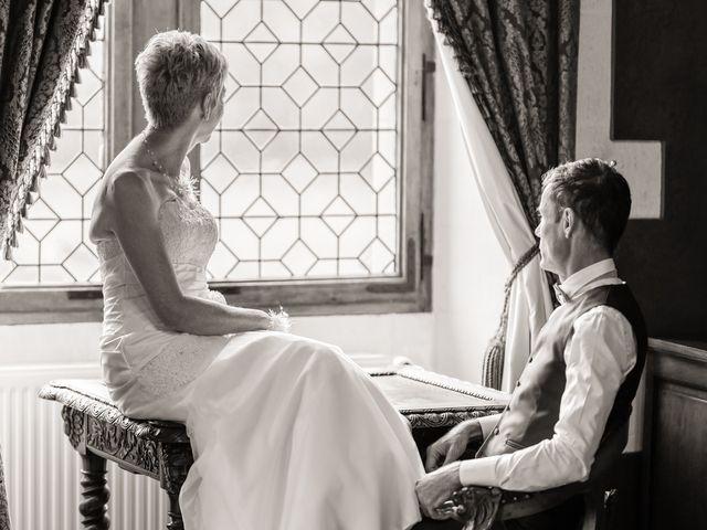 Le mariage de Louis et Nathalie à Saint-Sauveur-de-Landemont, Maine et Loire 17