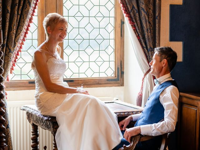 Le mariage de Louis et Nathalie à Saint-Sauveur-de-Landemont, Maine et Loire 18
