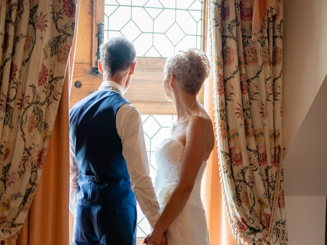 Le mariage de Louis et Nathalie à Saint-Sauveur-de-Landemont, Maine et Loire 19