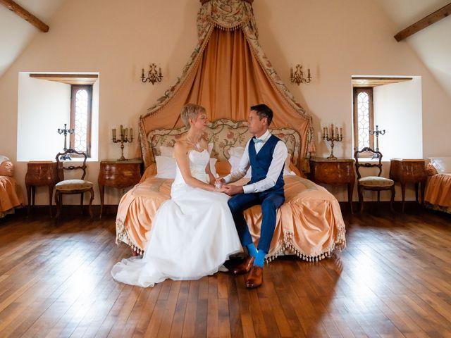 Le mariage de Louis et Nathalie à Saint-Sauveur-de-Landemont, Maine et Loire 21